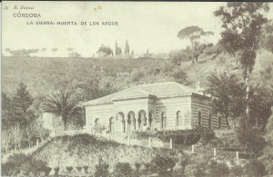 Huerta postal antigua 2