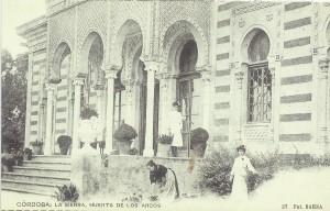 Huerta postal antigua