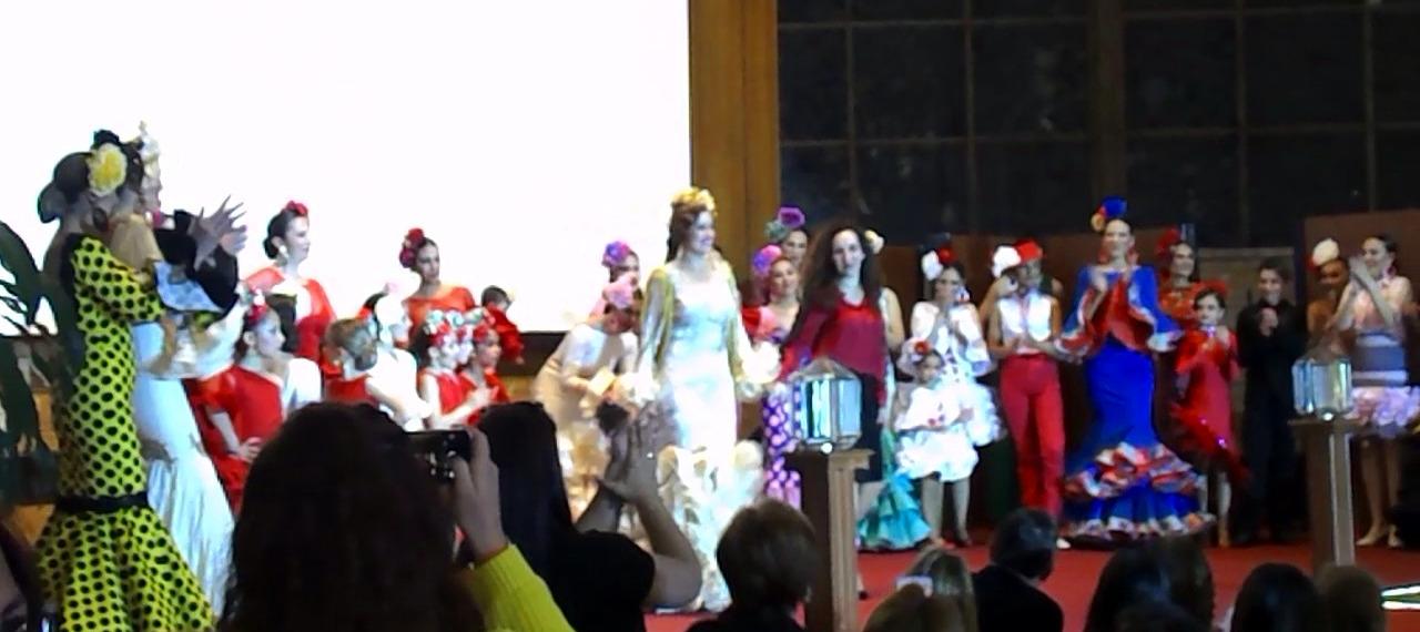 Nota de agradecimientos – Desfile Benéfico 2017 Pepa Serrano