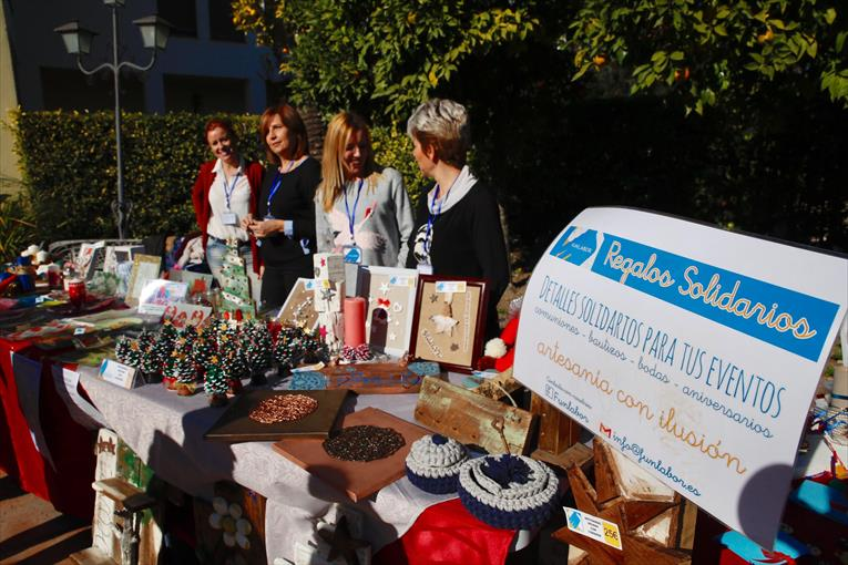 El Mercado Solidario de Funlabor en el Diario Córdoba
