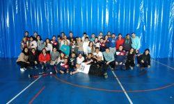 Visita a Colegio de la Santísima Trinidad