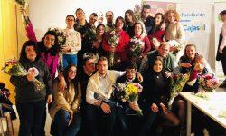 Taller Floral con #AbreElAzahar