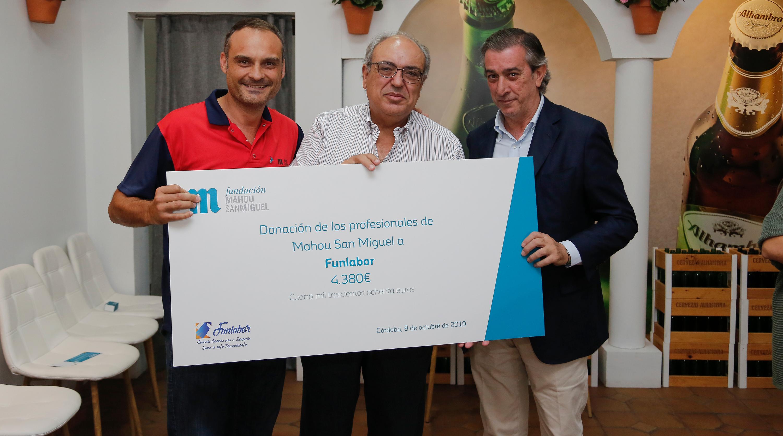 Fundación Mahou San Miguel y Funlabor